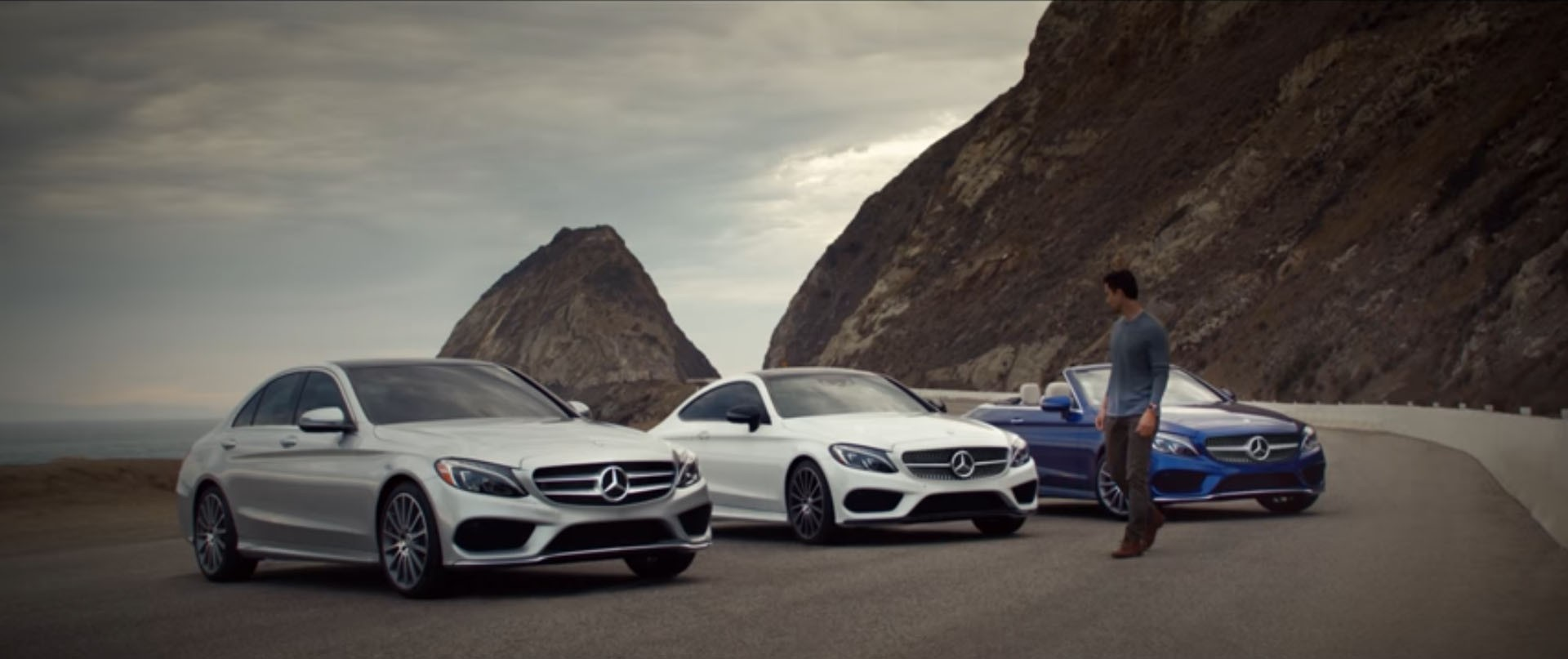 Mercedes benz c 63 amg coupe vs bmw m4 speedometer battle for New mercedes benz commercial