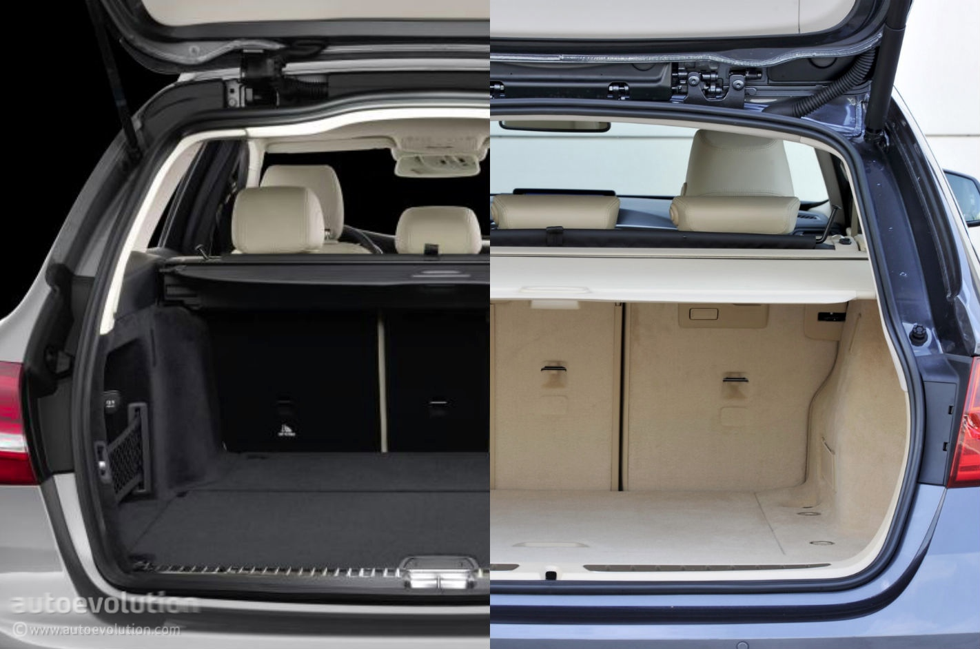 Worksheet. MercedesBenz CClass Estate S205 vs BMW 3 Series Touring F31