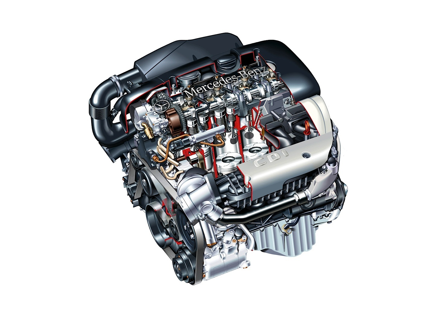 Mercedes Benz C Class Powertrain Milestones Autoevolution