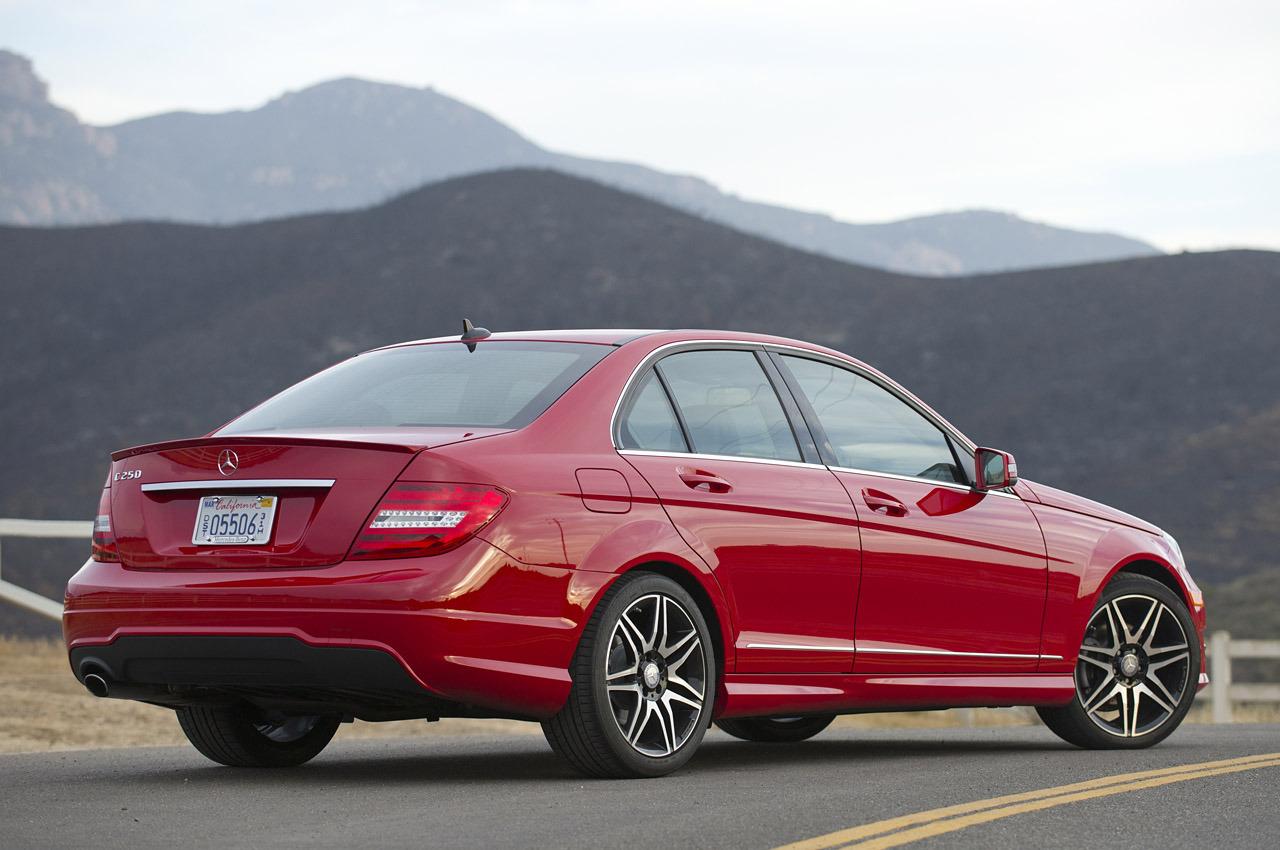 Mercedes Benz C250 Sport Reviewed By Autoblog Autoevolution