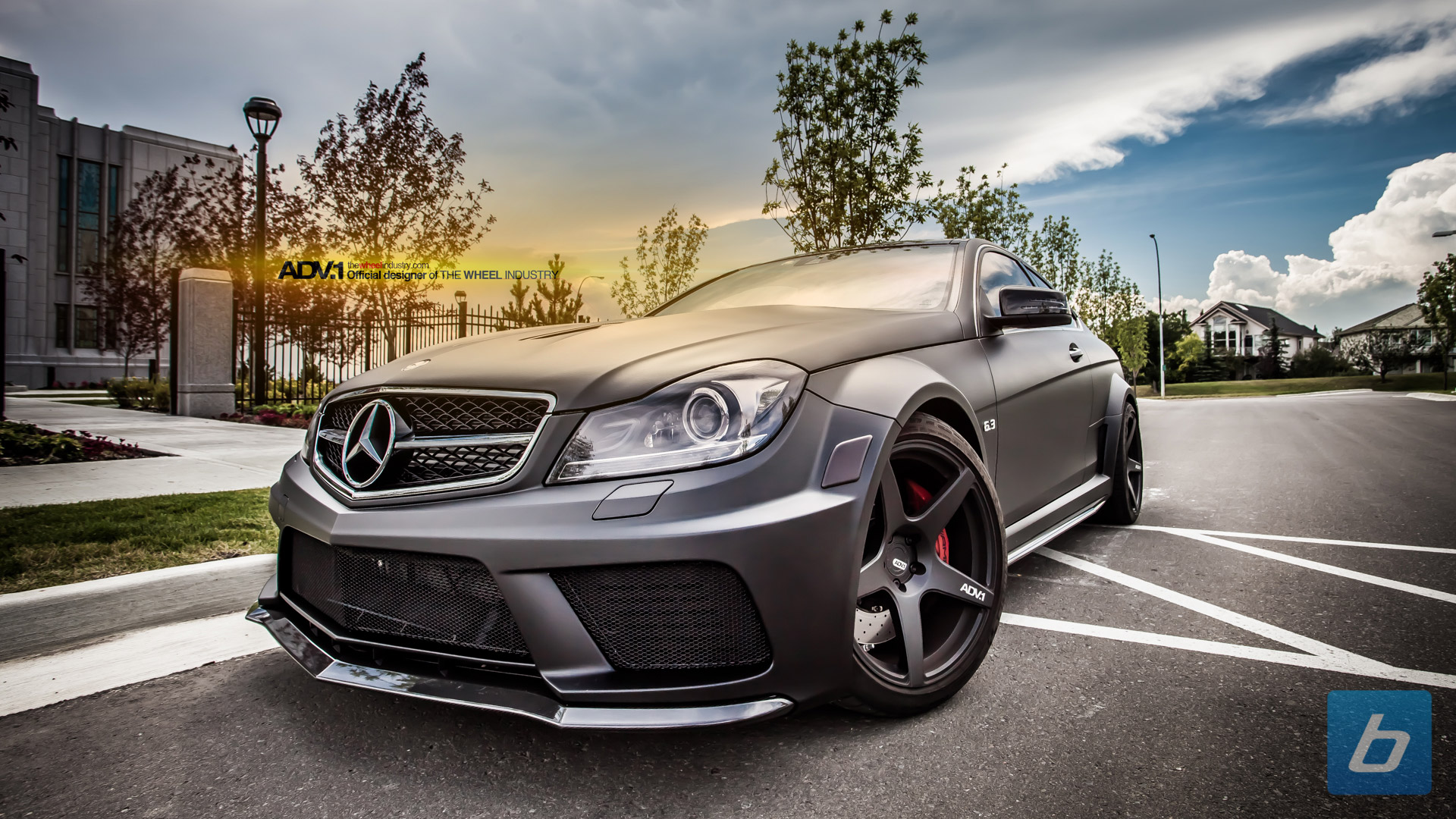 mercedes benz c63 amg coupe black series eye candy. Black Bedroom Furniture Sets. Home Design Ideas