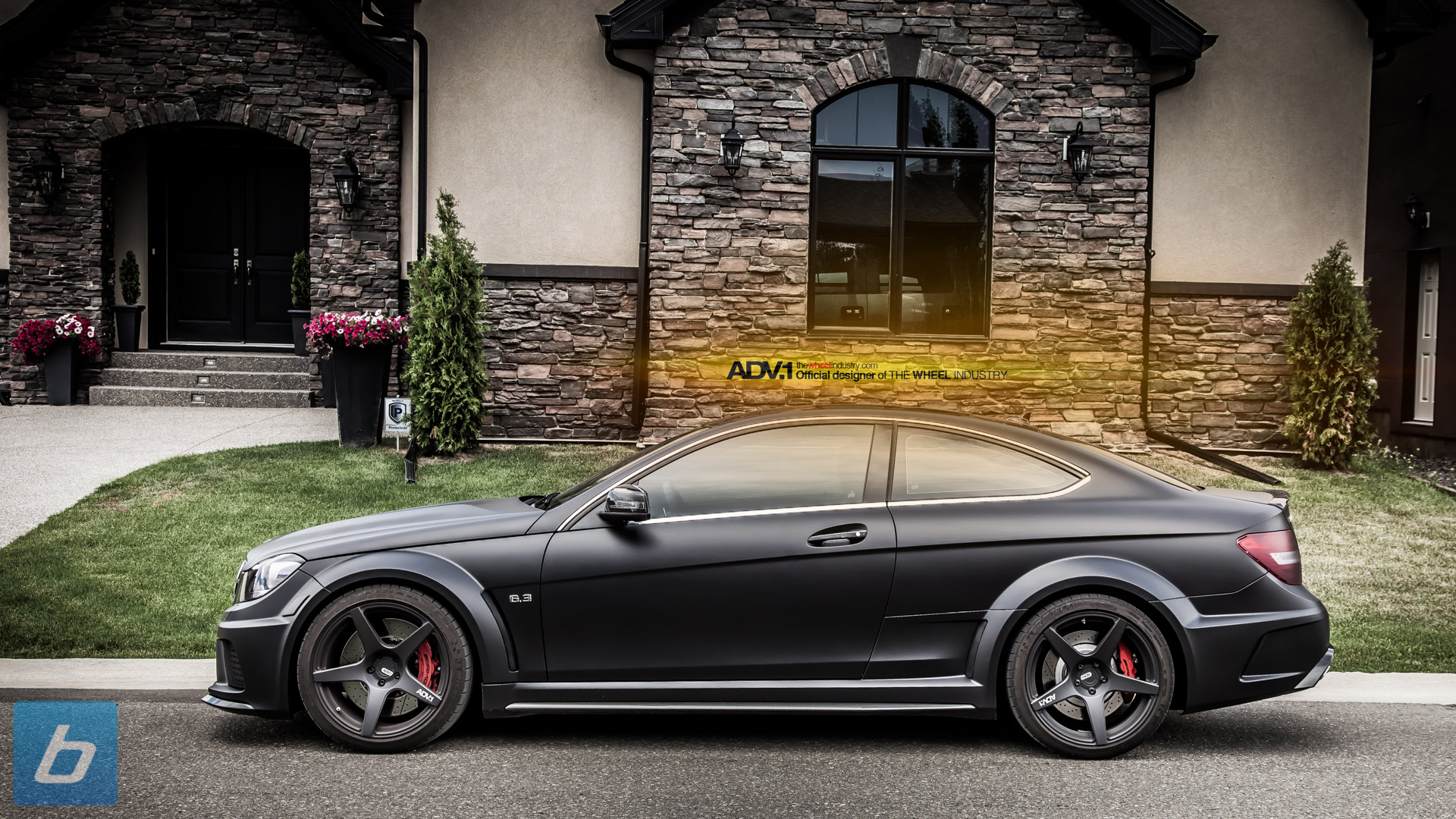 Mercedes benz c63 amg coupe black series eye candy for Mercedes benz c63 amg sedan