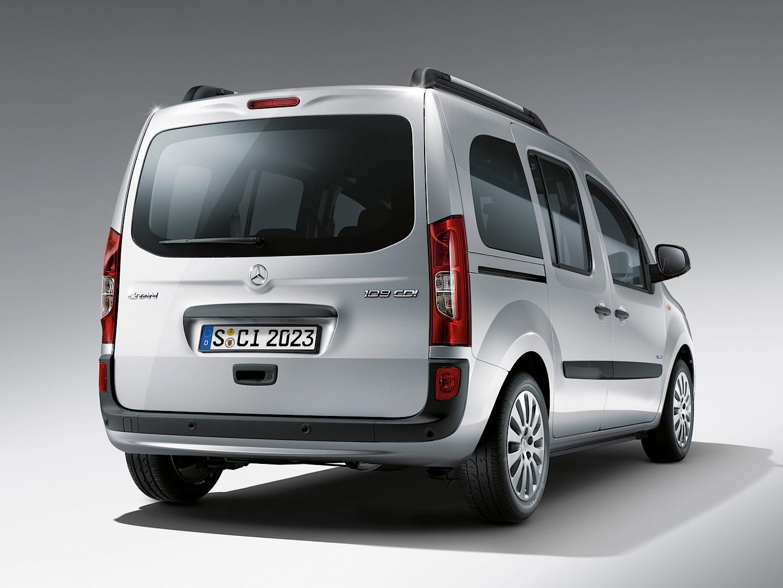 Bmw Sprinter Van >> Mercedes-Benz Citan Gets Hundreds of Conversions Via VanPartner - autoevolution
