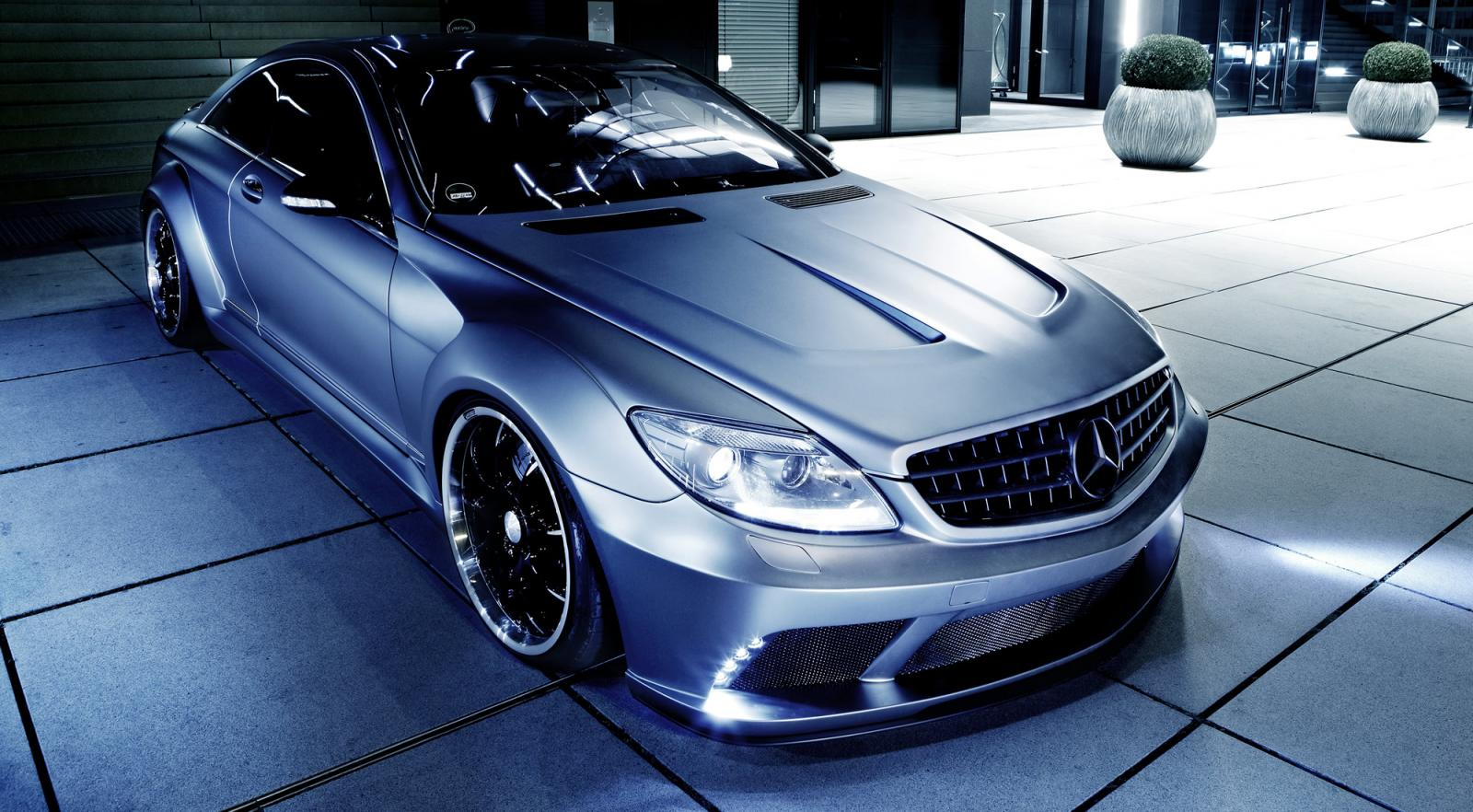 Mercedes benz cl63 amg tuned by famous parts autoevolution for Mercedes benz aftermarket performance parts