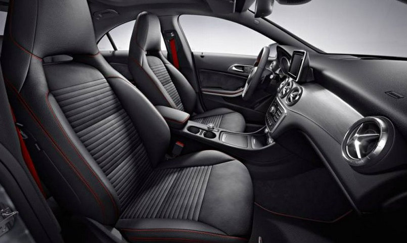 Mercedes Benz Cla 250 Sport Package Plus Unveiled