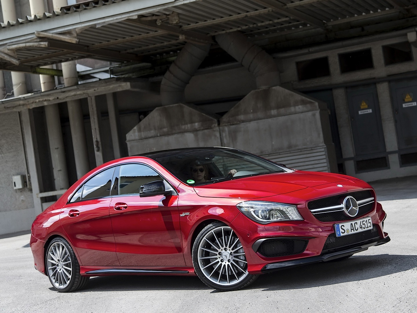 mercedes benz cla 45 amg gets epa rated autoevolution. Cars Review. Best American Auto & Cars Review