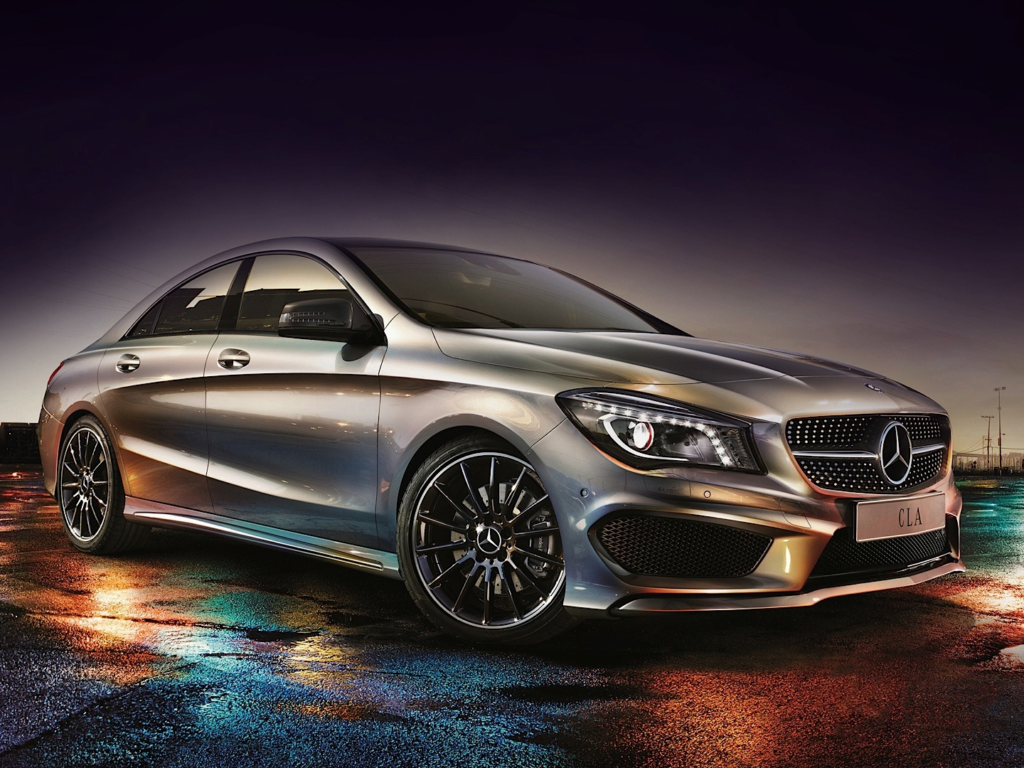 Mercedes benz cla gets reviewed by the gladstone observer for The gladstone