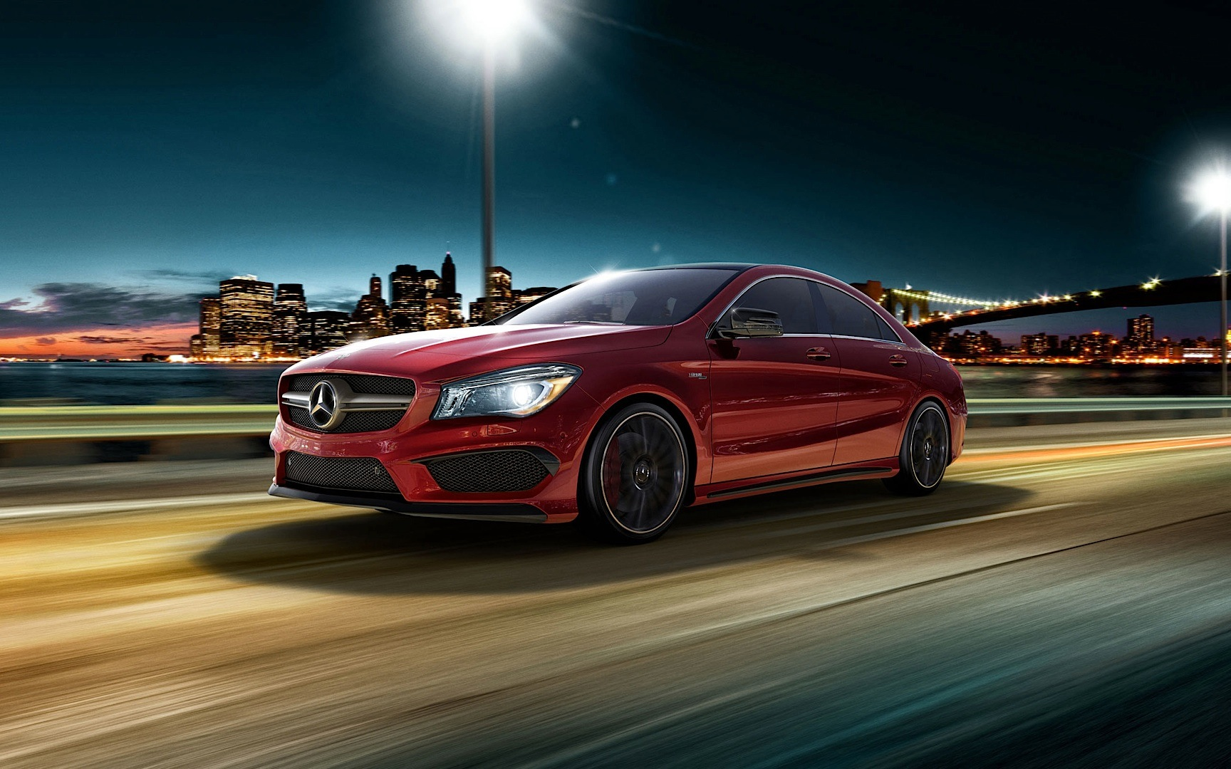 Mercedes benz cla helps mb usa double sales lead over bmw for Mercedes benz use