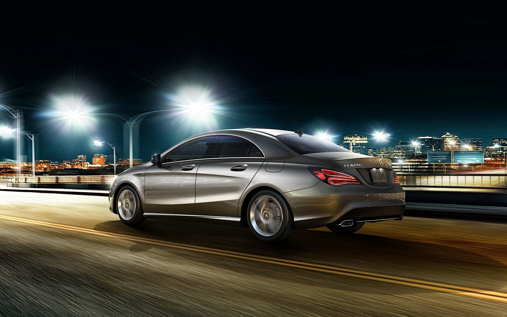 Mercedes benz cla helps mb usa double sales lead over bmw for Mercedes benz us