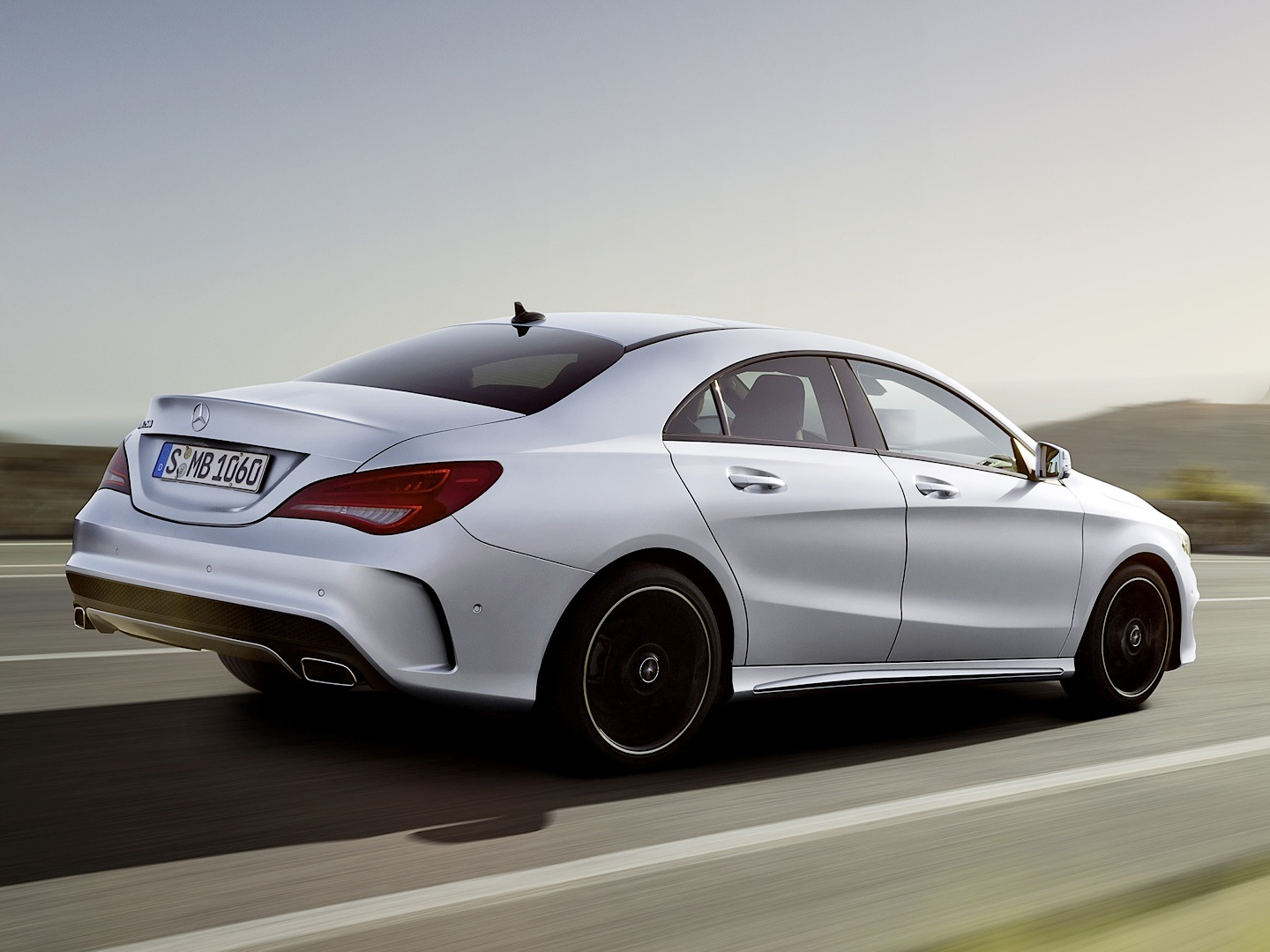 mercedes benz cla is already a major hit in the united
