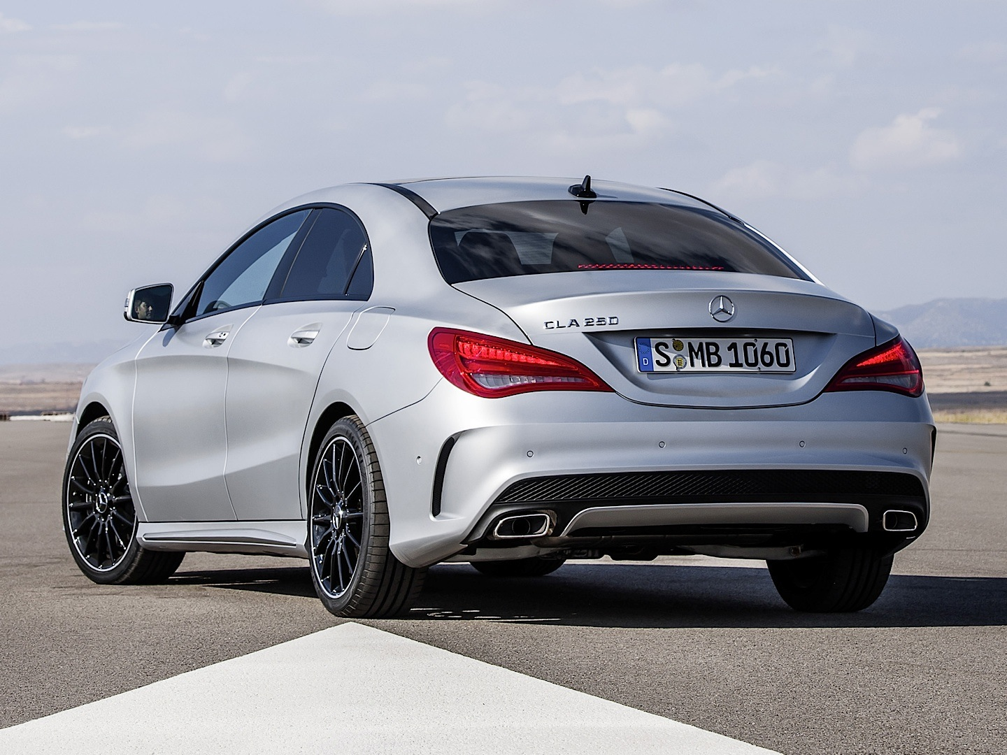 Mercedes-Benz CLA is Already a Major Hit in the United ...