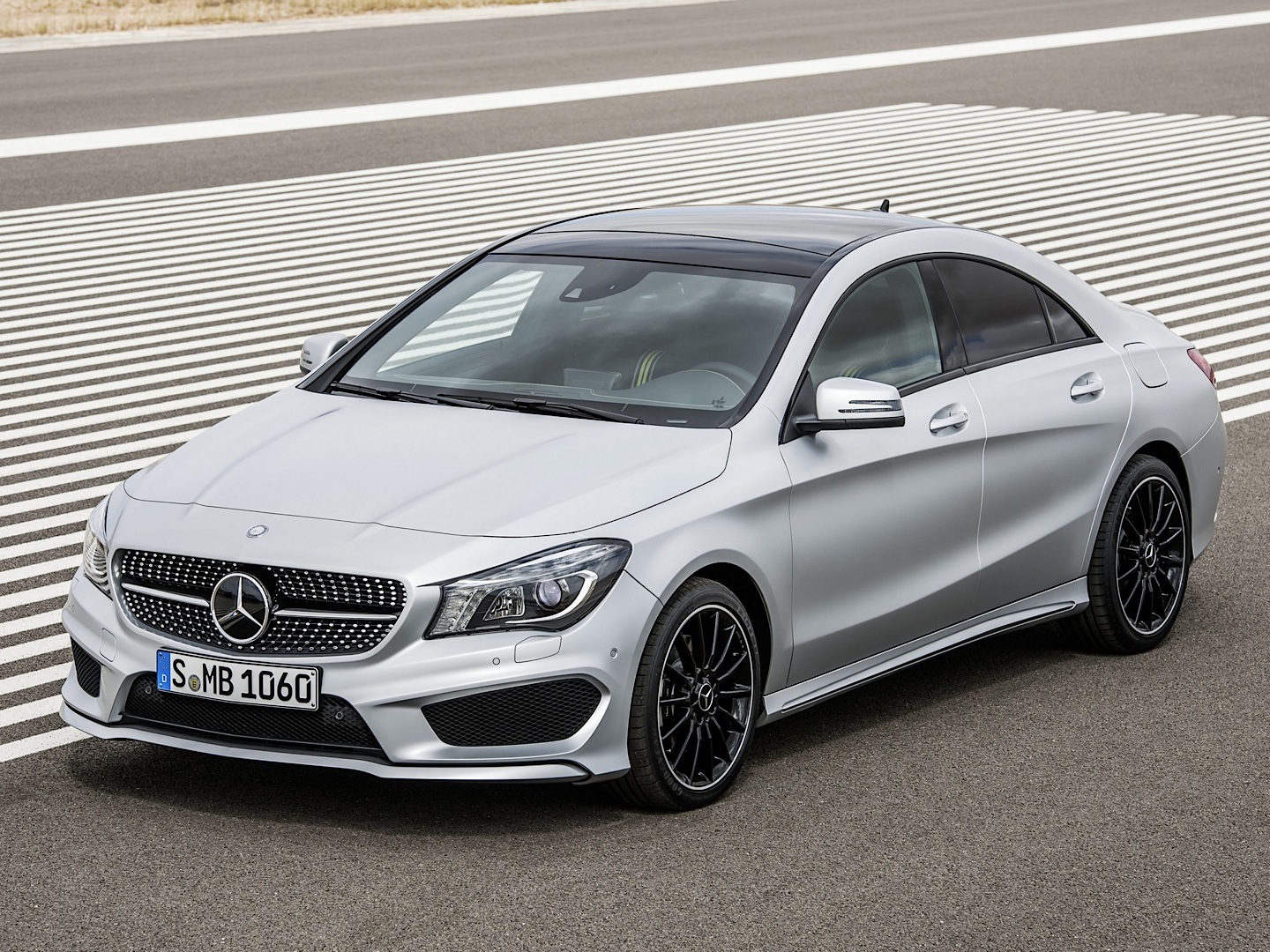 Mercedes-benz Cla is Already a