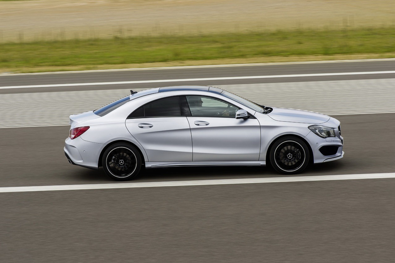 Mercedes benz cla pricing and engines announced for Mercedes benz costs