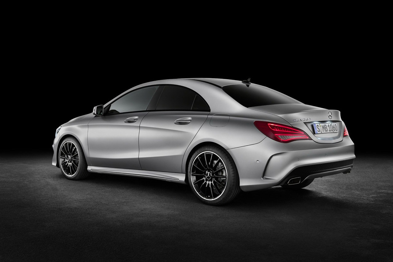 Mercedes Benz CLA Pricing and Engines Announced  autoevolution