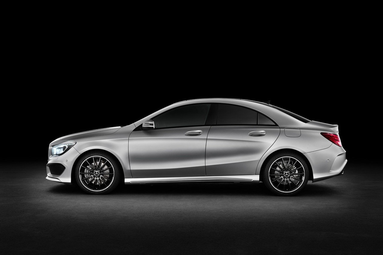 mercedes benz cla pricing and engines announced. Black Bedroom Furniture Sets. Home Design Ideas