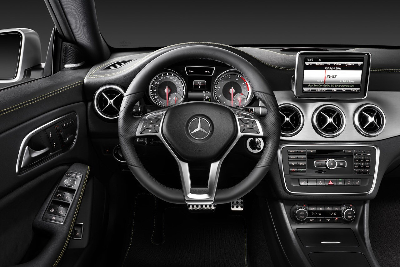 All Types 2013 mercedes cla : Mercedes Benz CLA Pricing and Engines Announced - autoevolution