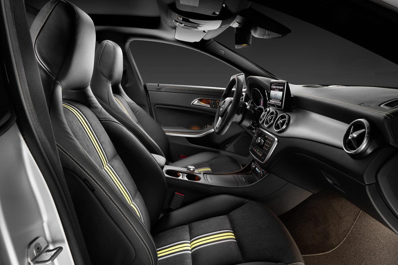 ... 2014 Mercedes CLA