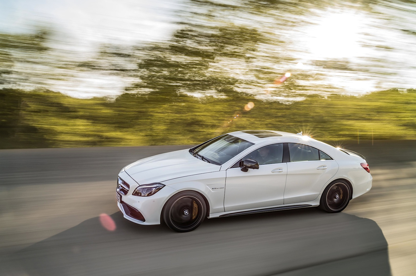 Mercedes Benz Cls C218 Facelift Official Photos And