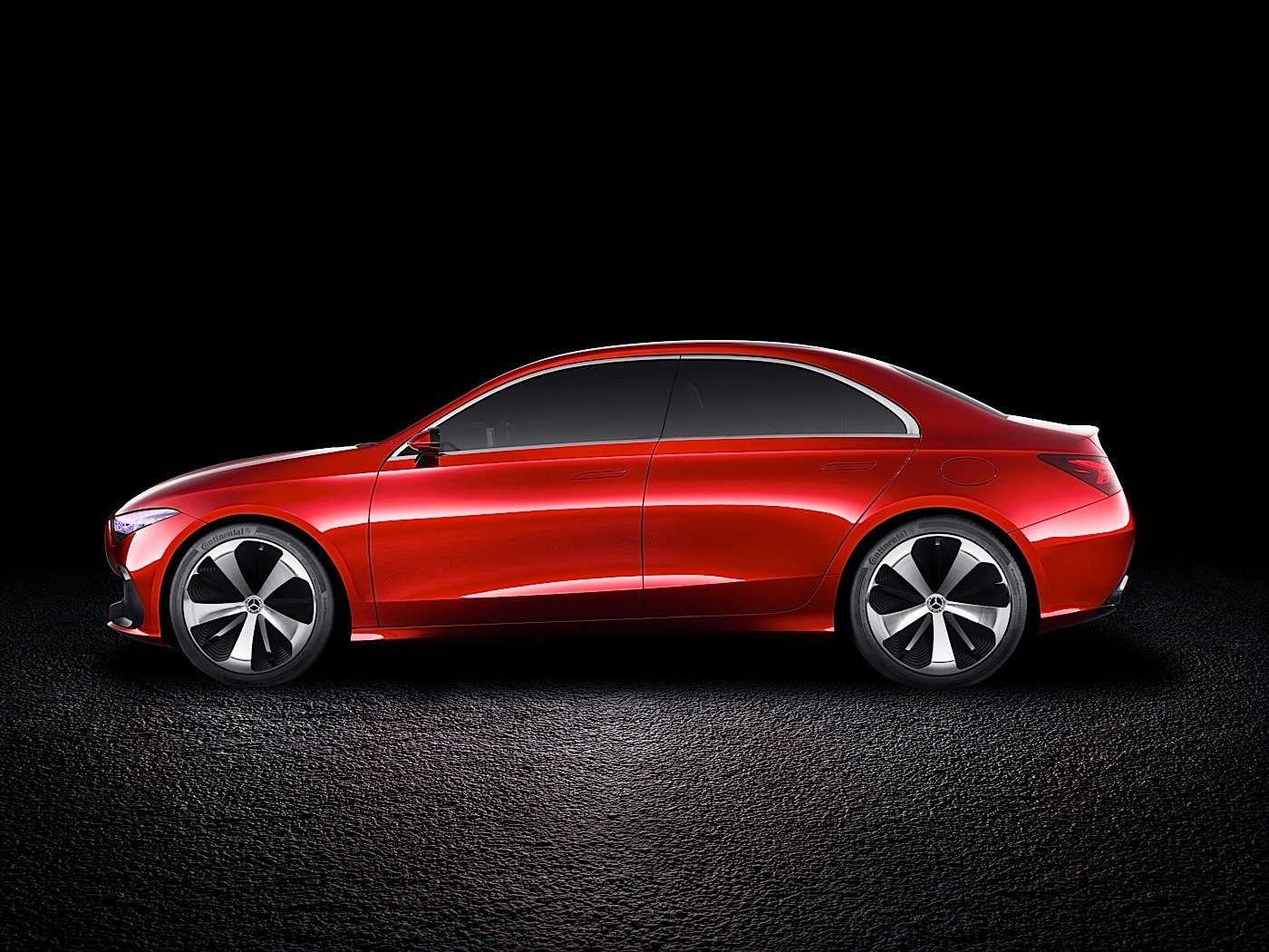 Mercedes benz concept a sedan previews future production for Upcoming mercedes benz models