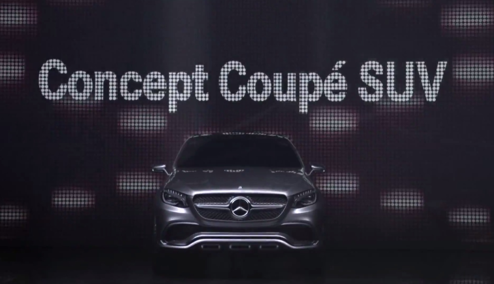 open photo gallery 6 more on this mercedes benz concept - Mercedes Benz Concept Coup Suv