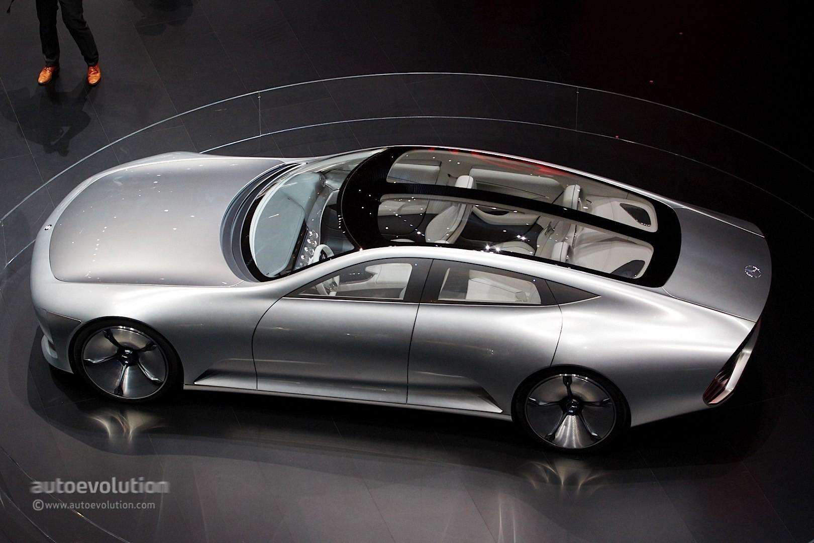 Mercedes benz concept iaa price