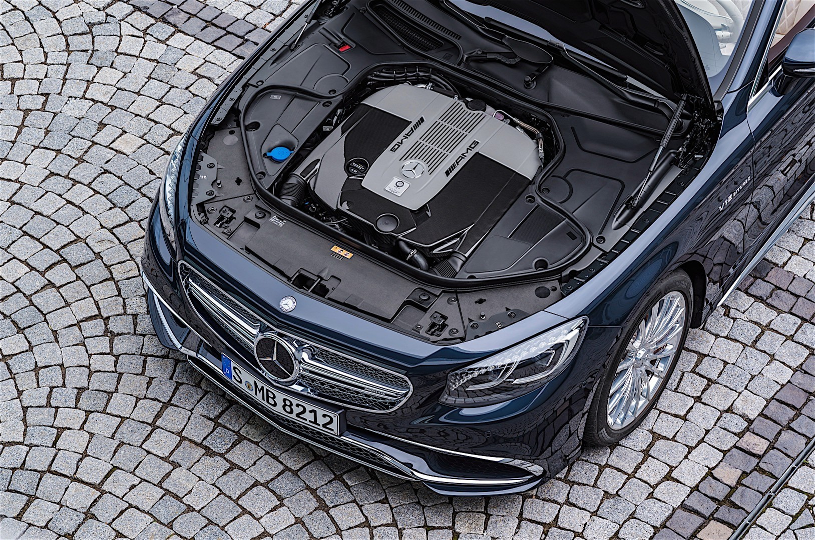 Mercedes benz could extend life of v12 engine with 48 volt for Mercedes benz engines