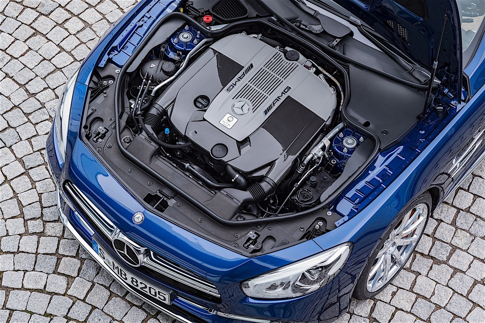 Mercedes benz could extend life of v12 engine with 48 volt hybrid system autoevolution