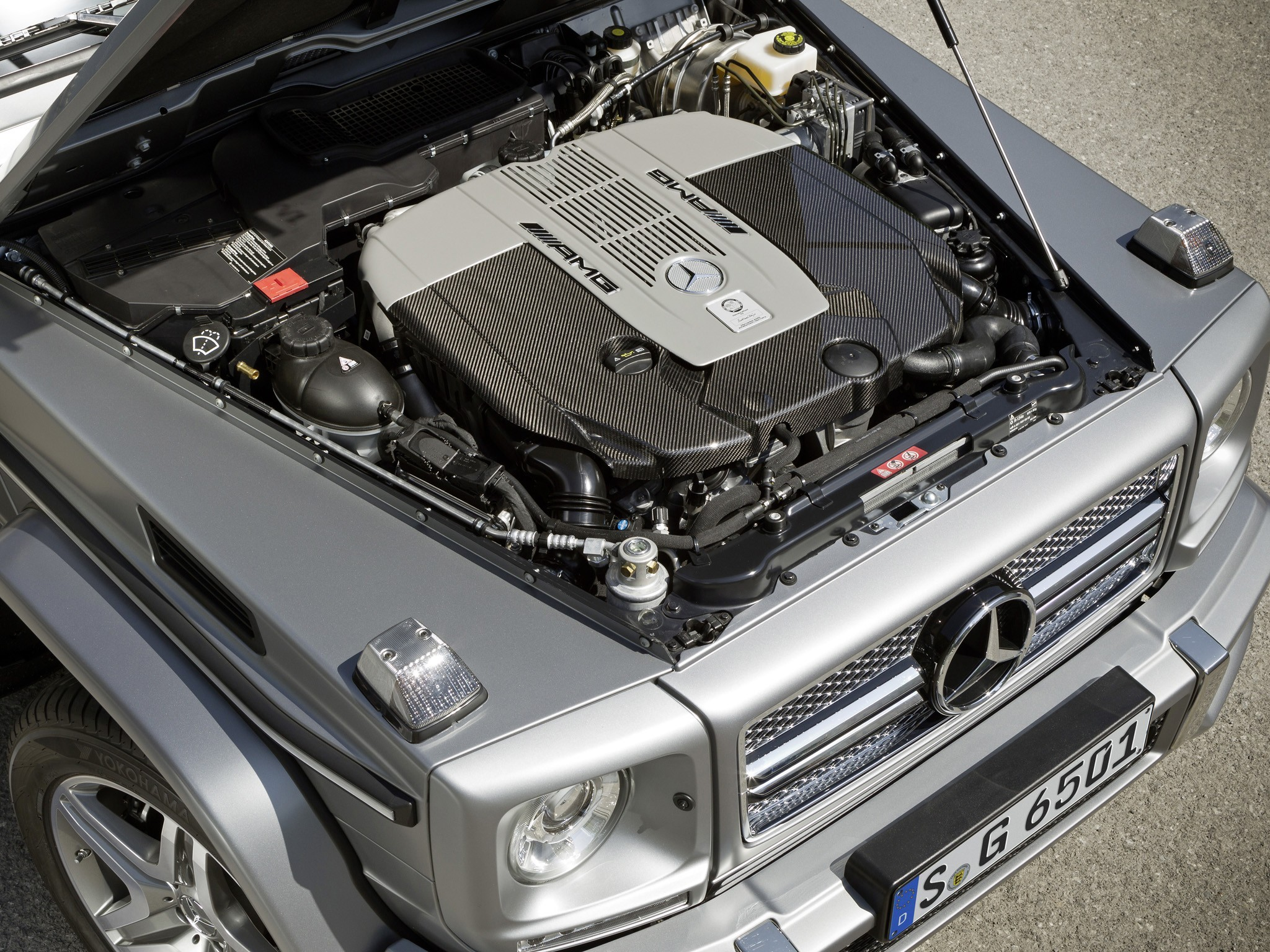 Mercedes benz could extend life of v12 engine with 48 volt for Mercedes benz battery life