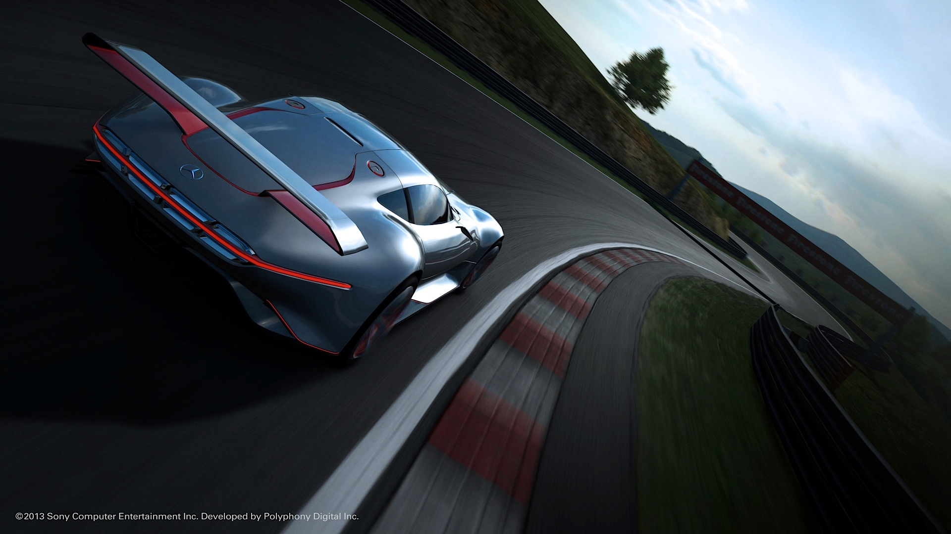 Mercedes-Benz Design Manager Gives Interview About AMG Vision Gran Turismo - autoevolution