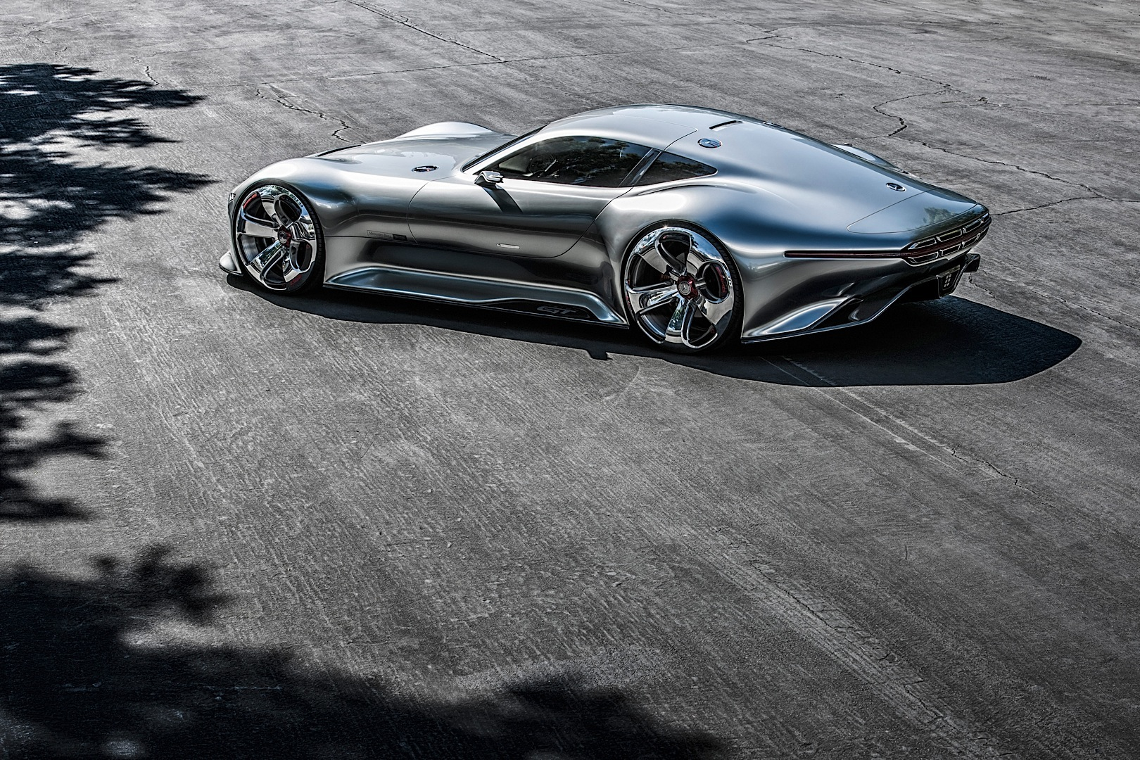 Mercedes benz design manager gives interview about amg for Mercedes benz amg vision