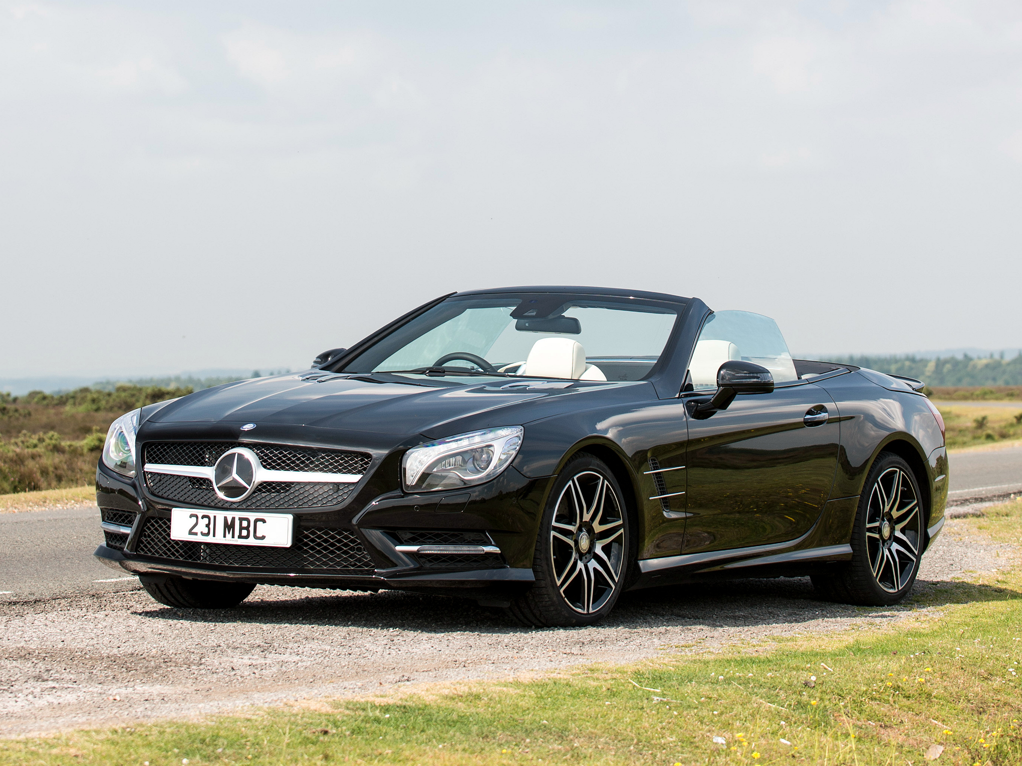 Mercedes Benz Sl Roadster Convertible
