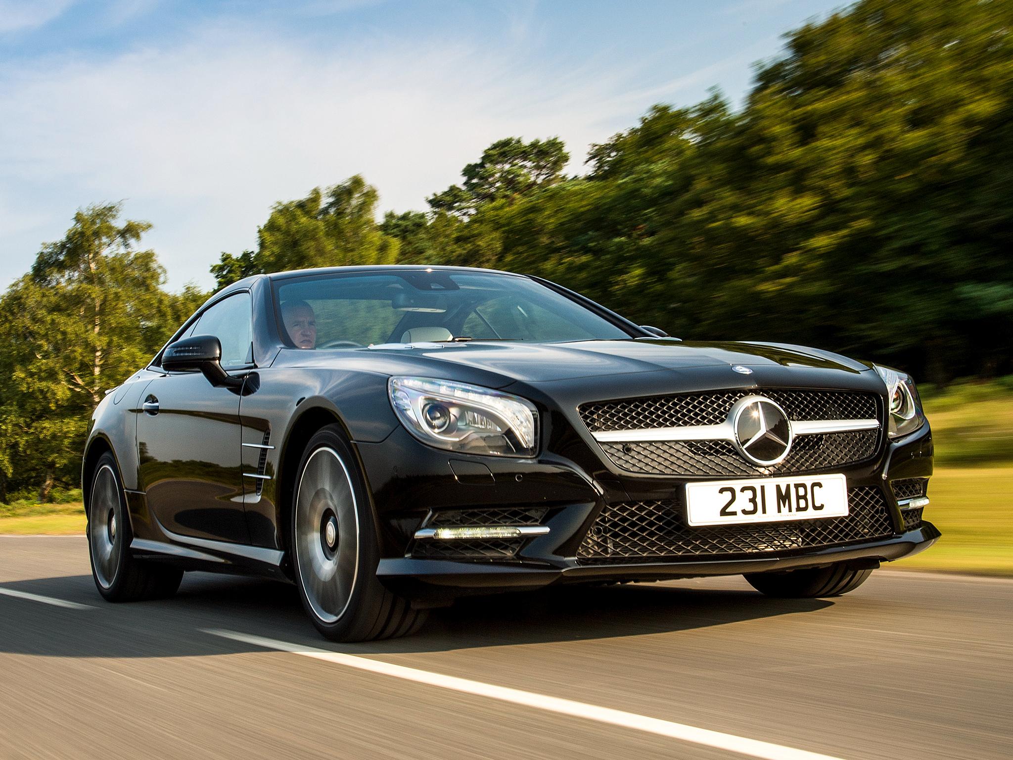 Mercedes Benz Details New Sl 400 Roadster Autoevolution