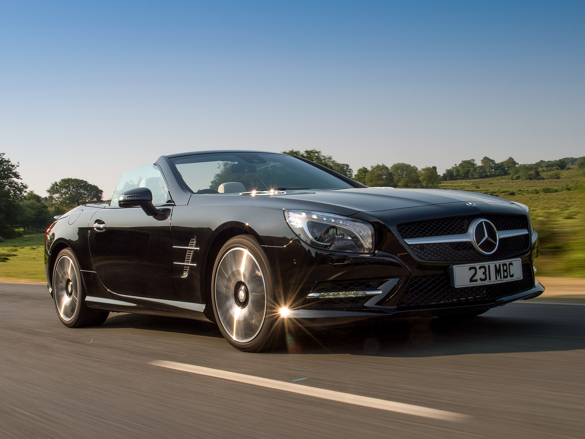Mercedes-Benz Details New SL 400 Roadster - autoevolution
