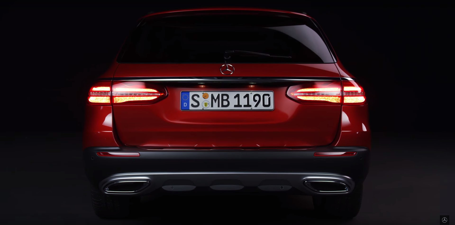 Mercedes benz e class all terrain all but revealed in for All classes of mercedes benz