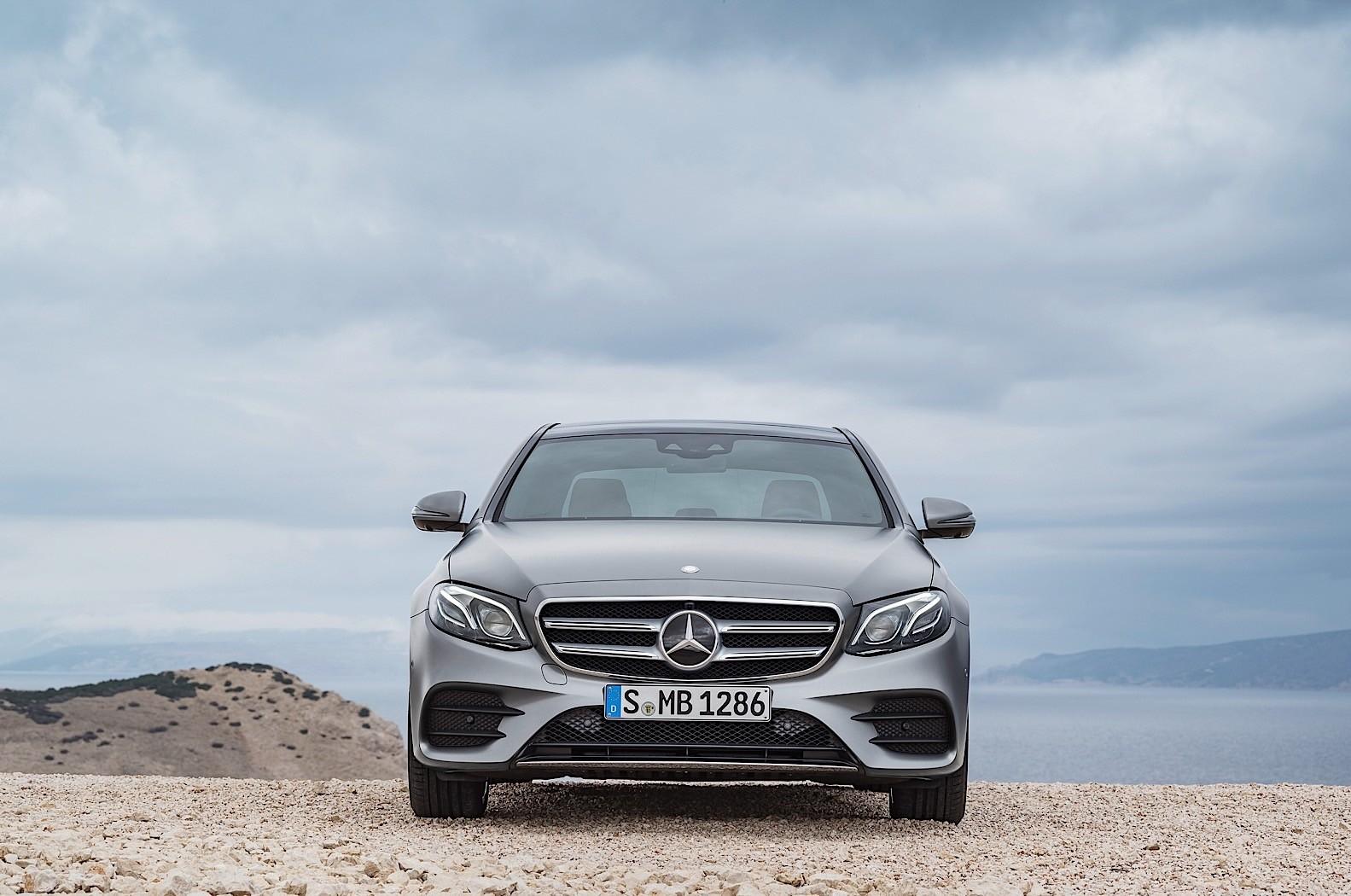 "Mercedes-Benz E-Class Commercial Slammed as ""Misleading ..."