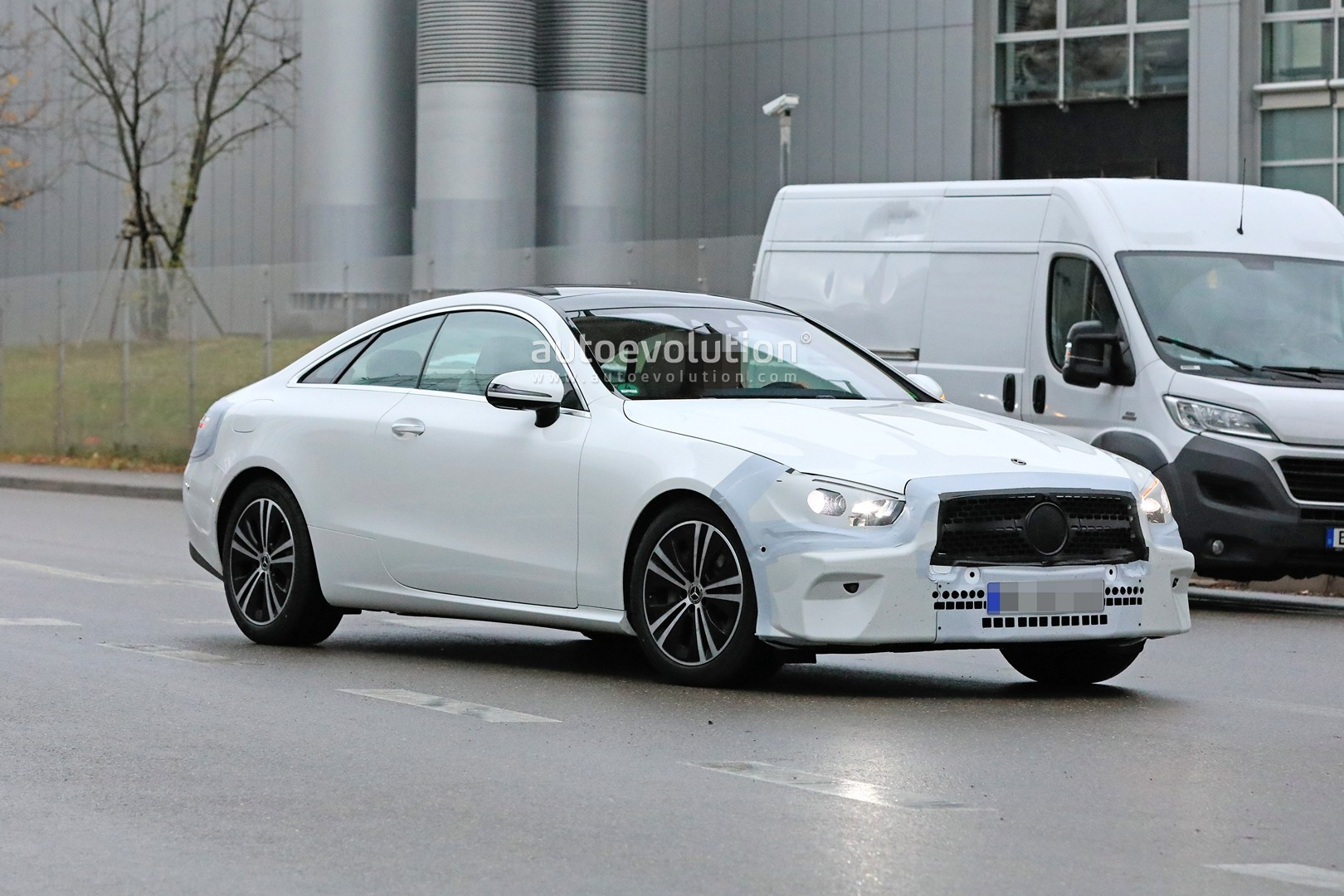 New Mercedes C Coupe