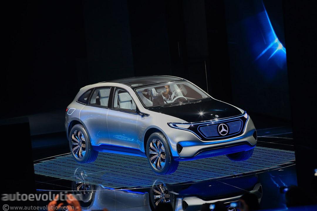 Mercedes Benz Eq Concept First Ride Reveals The Germans
