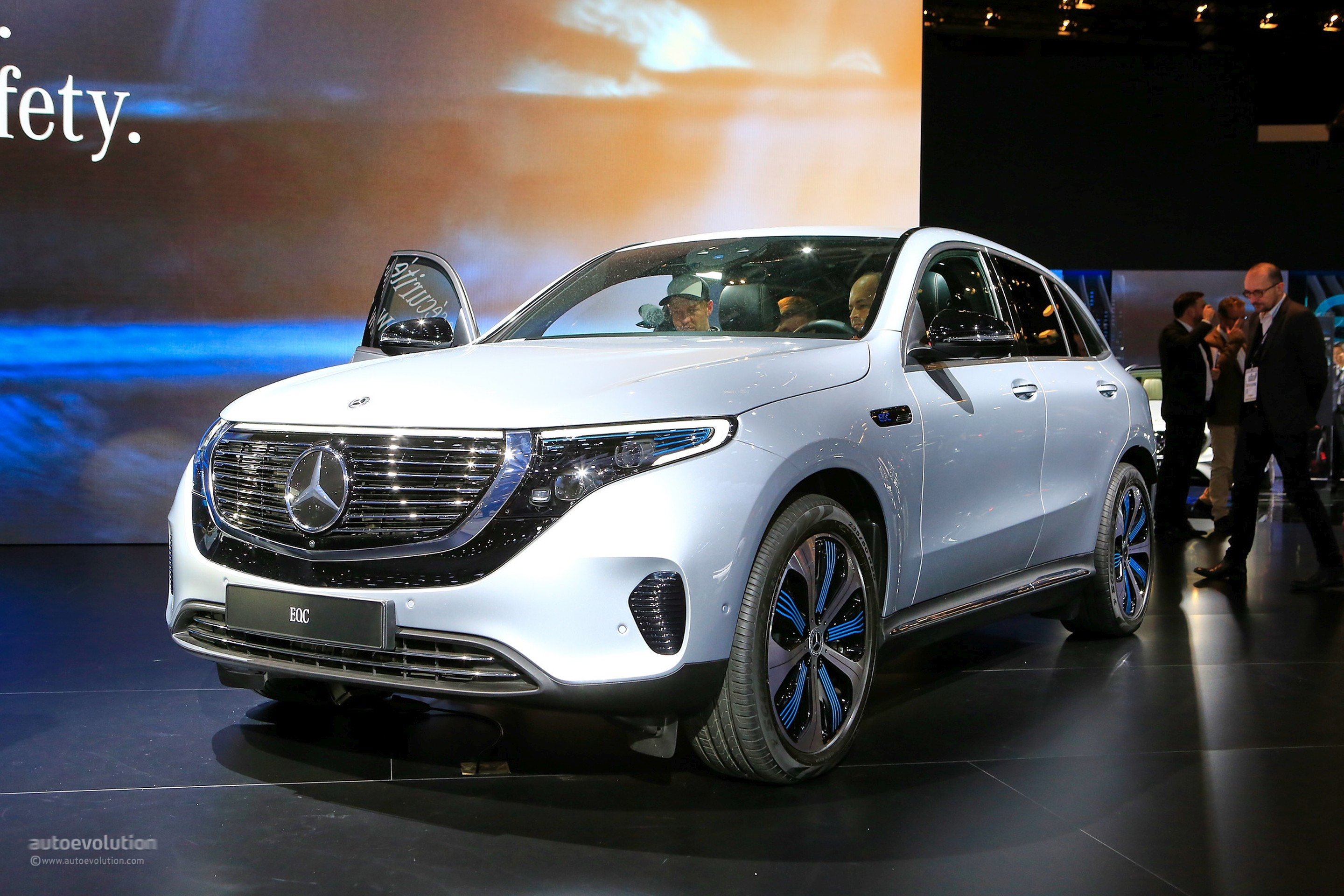 Mercedes-Benz EQC Production To Reach European Dealers In ...