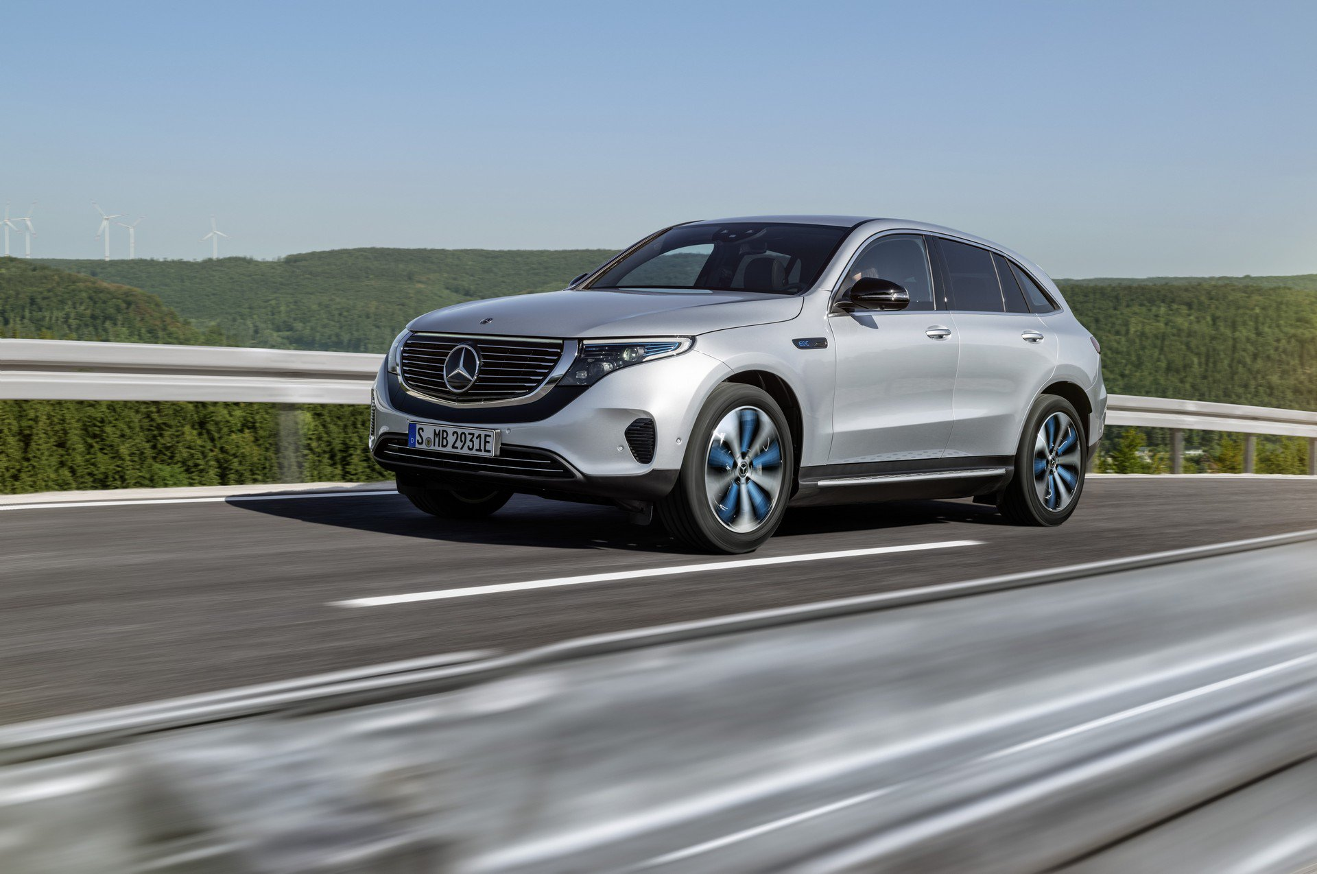 2020 Mercedes Benz EQC 400 4Matic