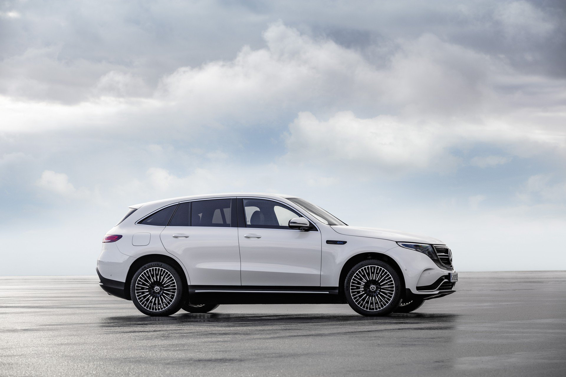 2020 mercedes-benz eqc 400 4matic goes official  comes with two electric motors