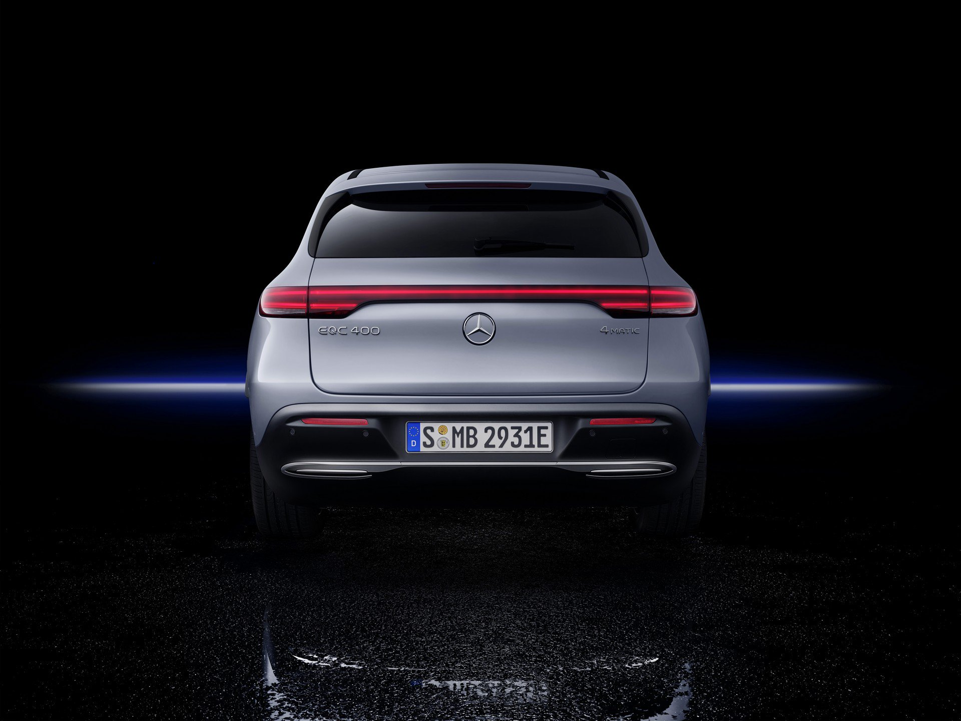 2020 Mercedes Benz Eqc 400 4matic Goes Official Comes