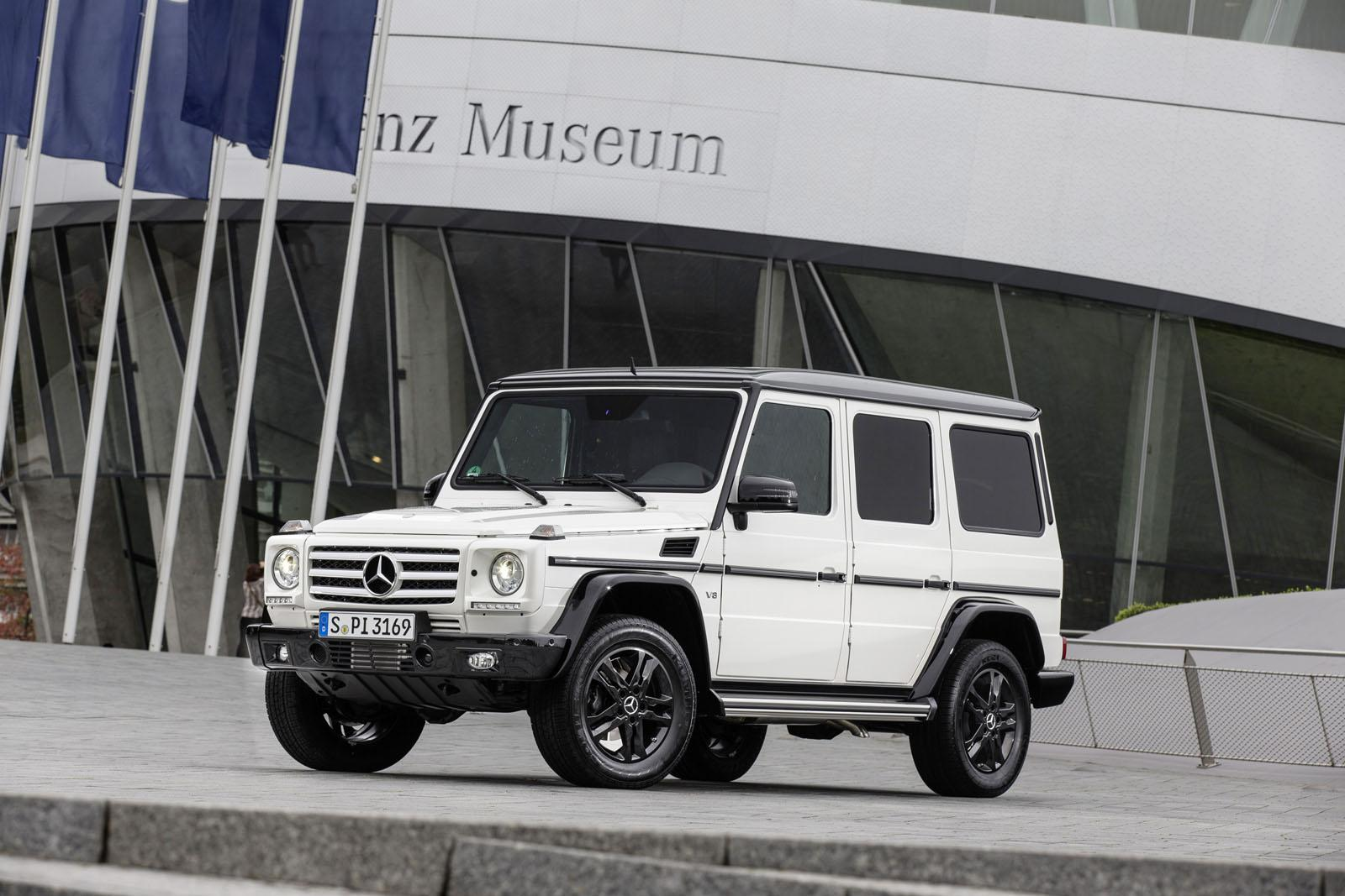 Mercedes Benz G Class Edition 35 Is A Factory Tuned Beauty