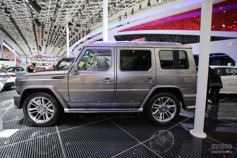 How Much Is A Benz >> Mercedes-Benz G-Class Finally Copied by The Chinese [Photo Gallery] - autoevolution
