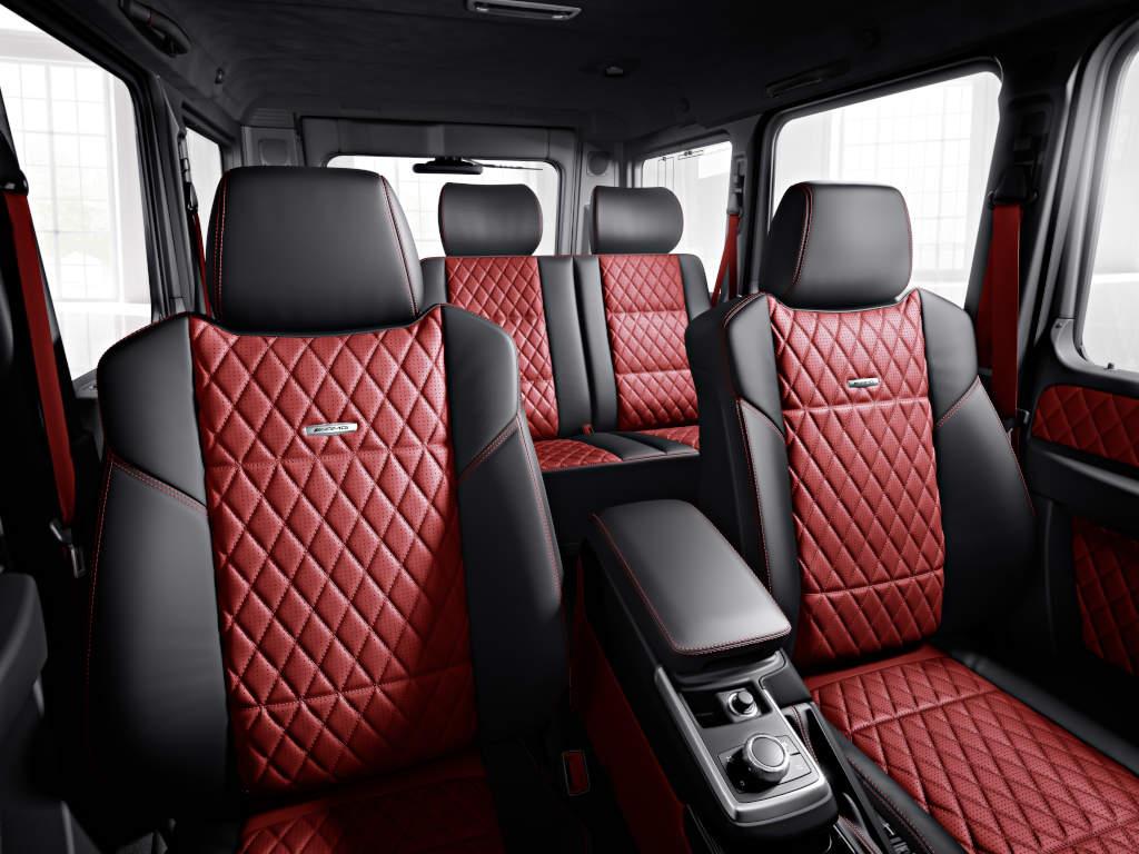 Mercedes-Benz G-Class Gets Official Personalization ...