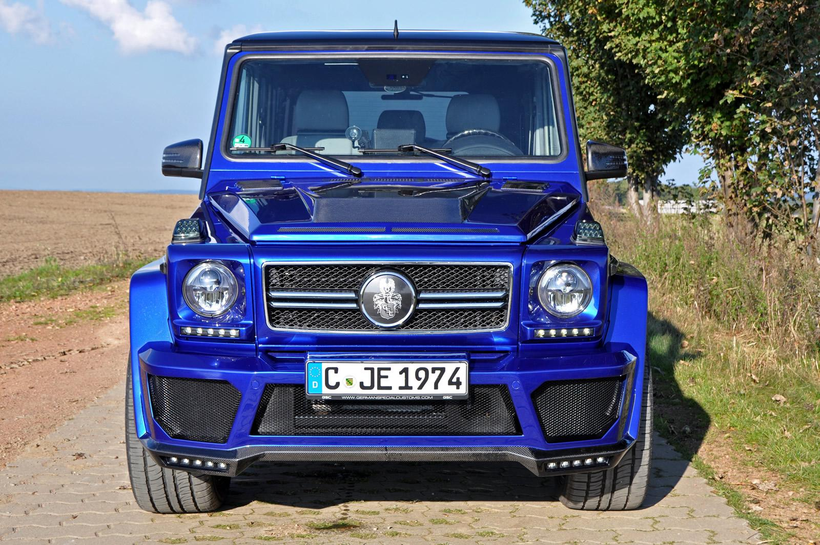 mercedes benz g class with v8 diesel power tuned by german. Black Bedroom Furniture Sets. Home Design Ideas