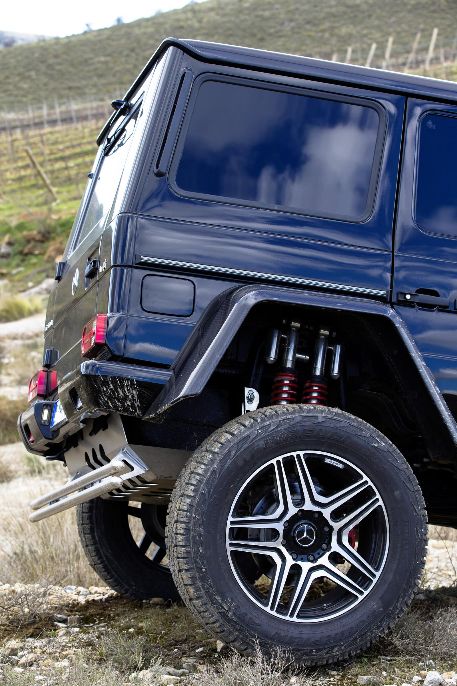 Mercedes Benz G500 4x4 178 Price Announced It S More Than A