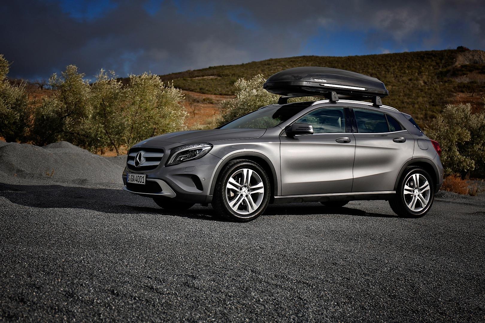 Mercedes Benz GLA Gets New Accessories autoevolution