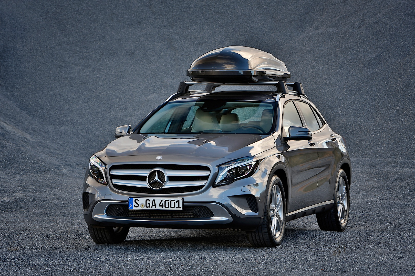 Mercedes Benz Gla Gets New Accessories Autoevolution