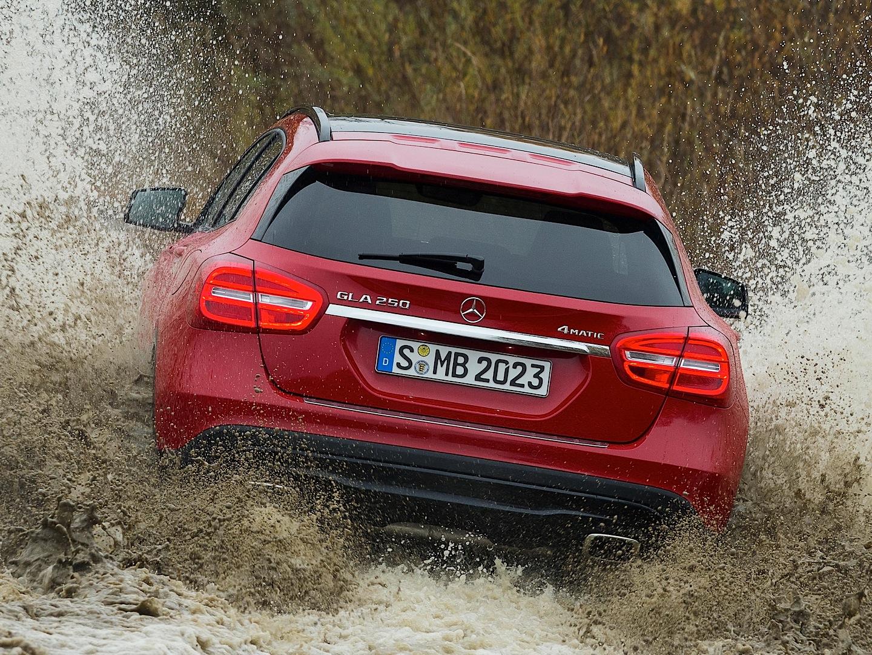 Open Road Auto Group >> Mercedes-Benz GLA Off-Road Suspension Comes in The Summer - autoevolution