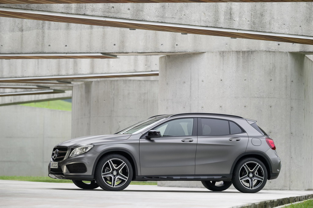 mercedes benz gla 250 us specs announced autoevolution